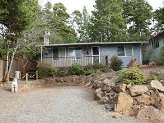 GRAY WHALE~Charming home great for a small family and pet friendly!!!, Manzanita