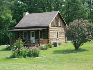 Red River Gorge Cabins Log Cabin $97 Any Night, Pine Ridge