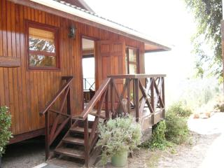 Forest Heart - Wood Cabin on Knysna Forest Edge