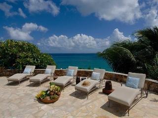 Le Caprice on Baie Rouge Beach, Saint Maarten - Ocean View, Pool, Sunset
