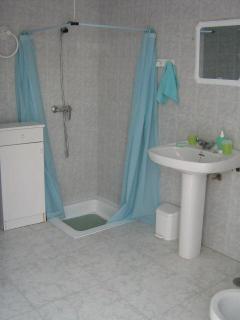 Poolside bathroom 2