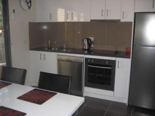 1 bedroom villa unit kitchen