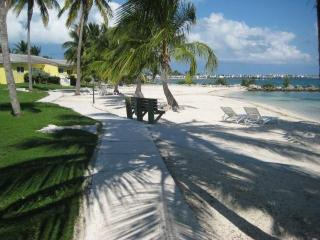 2 bedroom condo with private beach in the Abacos, Marsh Harbour