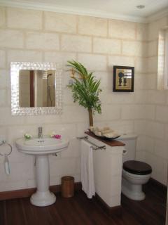 Bathroom in House Seaside