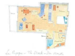 Groundfloor map