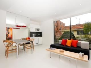 Chic Studio Apartment in Santa Paula, Bogota