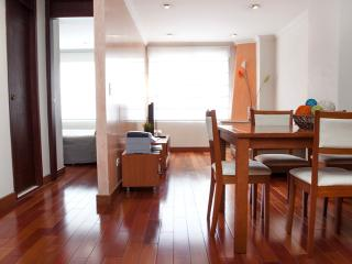 Modern 1 Bedroom Apartment in Zona T, Bogota