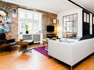 Classic Copenhagen apartment near the lakes