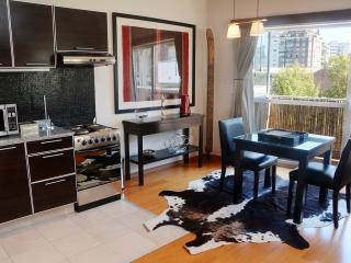Spacious Studio with Private Terrace in Recoleta, Buenos Aires