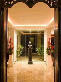 Entrance to The Sunset Suite