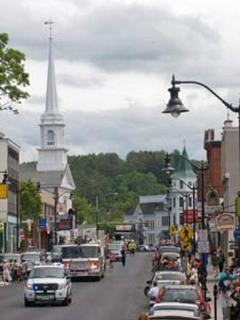 Main Street Littleton, NH