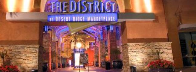 The Entertainment District at Desert Ridge