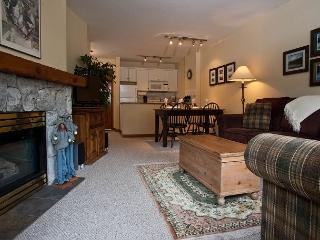 Aspens #206, 1 Bdrm, Ski in Ski out, Bright Pool View, Free Wifi, Whistler