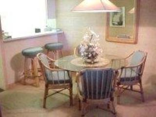 Whaler on Kaanapali Vacation Condo for Rent, Dining area