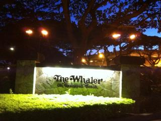Whaler on Kaanapali  Studio Ground Floor Condo