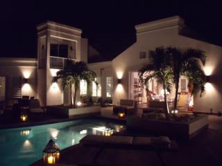 Luxury home, infinity pool and ocean views.
