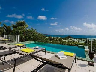 La Sarabande at Orient Bay, Saint Maarten - 180º View Over Orient Bay, Pool, Modern Style