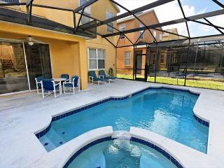 FREE POOL HEAT: 4 Bedroom Home with Conservation-Backed Pool and Spa Area