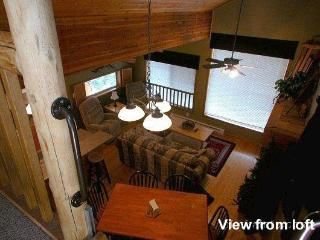 The Bellevarde Chalet Unit D at Big White Resort