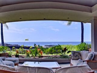 Spectacular Oceanfront Home in Kona Bay Estates #23 steps to Keiki Beach-PHKBE23, Kailua-Kona