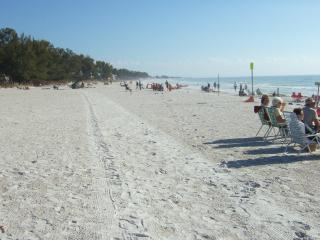 Gulf Beach Place, miles of whites sandy beach