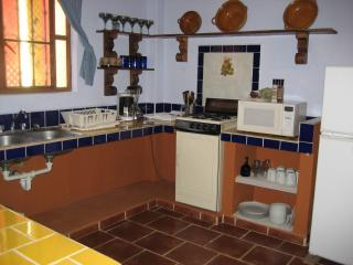 Casita Pina kitchen