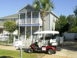 Spring/Summer in Destin Pvt Pool Close to Bch, GOLF CART INCLUDED Pets Welcome