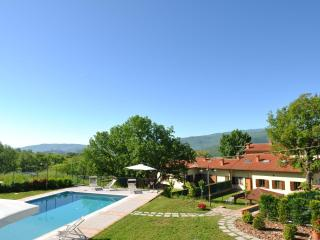 Villa with private pool set in the countryside, Pratovecchio