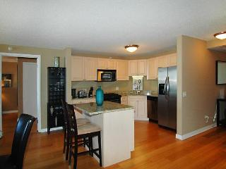 Fully stocked and functional Kitchen stainless appliances & plenty of cabinets