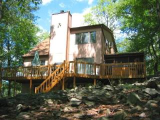 Outdoor Hot Tub, Gameroom, Walk to Skiing + Pools, Bushkill