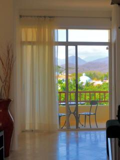 Mountain View off Dining and Living room.