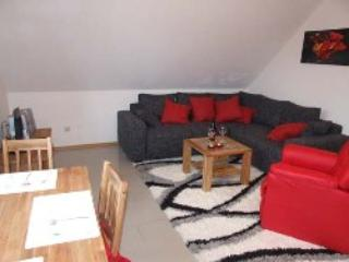 Vacation Apartment in Lüneburg - 753 sqft, central, comfortable, terrace (# 2238), Luneburg