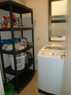 your laundry room