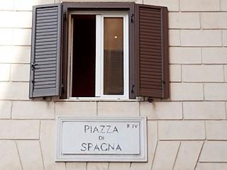 Rome Apartment Near the Spanish Steps - Piazza di Spagna