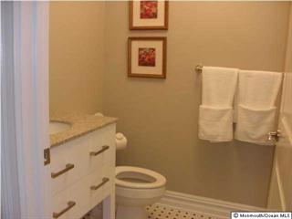 Gäste WC im Erdgeschoß