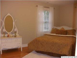 Master-Schlafzimmer im oberen Stockwerk