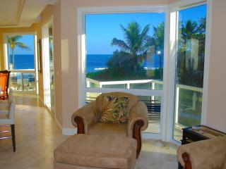 By The Sea Vacation Villas LLC ' Villa Seaward D' Direct Oceanfront + Htd Pool