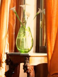 Light in the living room