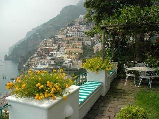 Bella Mare Beautiful villa rental in Positano