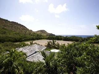 A beautiful modern villa with a peaceful tropical setting WV CAM, St. Barthelemy