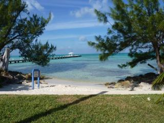 Beachfront Rum Point Retreat #31 Condo Ground Flr, Grand Cayman