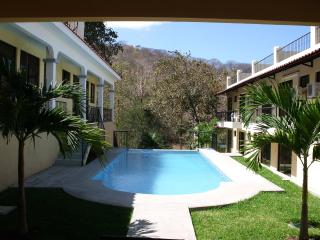 Another view of the courtyard pool and surrounding area in the background...