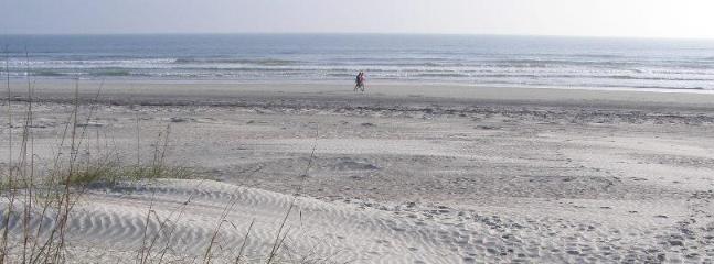 Fantastic beach experience