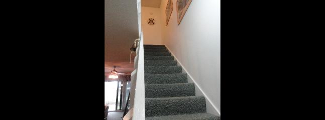 Stairway to Bedrooms