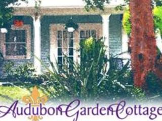 Romantic, Uptown: Audubon Garden Cottage, New Orleans