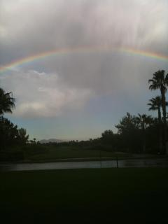A rainbow for your Tee shot