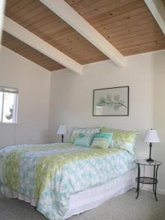 Master bedroom with view of Natural Bridges