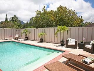 Beautiful Private Princeville Home,  Private Pool & Beautiful Mountain Views