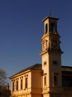 Goldrush architecture of Beechworth.