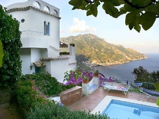 Ravello Retreat Amalfi villa with view, Ravello villa rental with pool, wedding